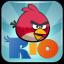 Angry Birds Rio - злые птички онлайн